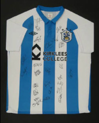 Huddersfield Town Picture Framing