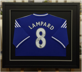 Football Shirt Picture Framing Yorkshire