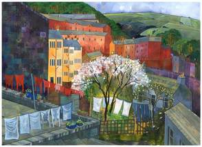 Kate Lycett Limited Edition Print ​Valley Gardens